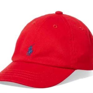 Polo Ralph Lauren-Toddle Basbeball Hat